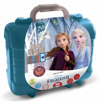 Frozen 2 - Pieczątki Travel Set