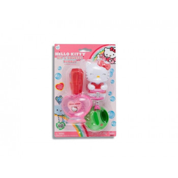 Squeezer do baniek mydlanych Hello Kitty