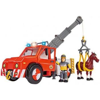 Strażak Sam Pojazd Phoenix z figurką