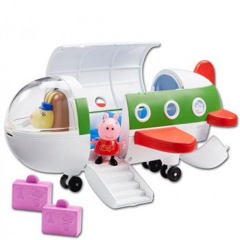 Peppa pig - Samolot