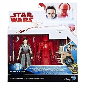 Star Wars 2-Pak Figurek Rey + Praetorian Guard