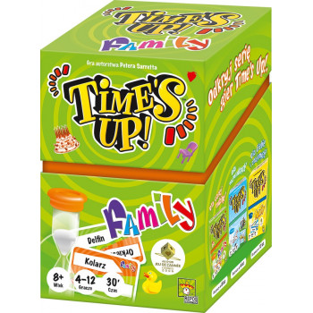 Time's Up! - Family...