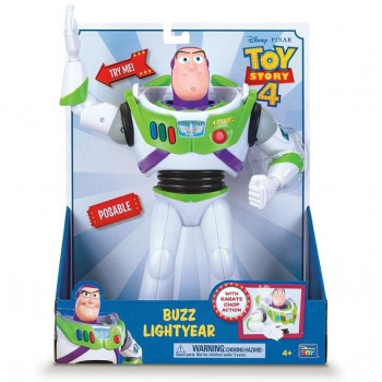 Toy story 4: Buzz Astral 30 cm figurka podstawowa