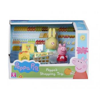 Peppa Pig - Zestaw zakupy