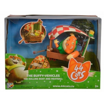 44 Koty - Klopsik z łódka