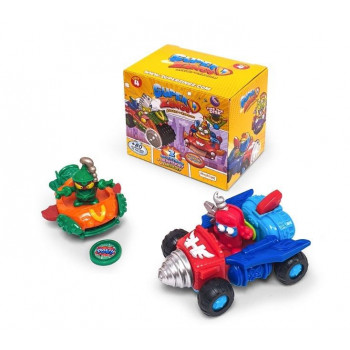 Super Zings 4 - Dual Box
