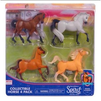 Mustang: Figurki 4szt 39369