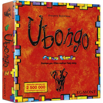 Gra - Ubongo