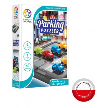 Smart Games Parking Puzzler (ENG) IUVI Games