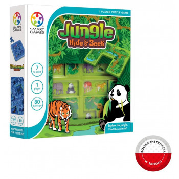Smart Games Jungle Hide & Seek (ENG) IUVI Games