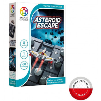 Smart Games Asteroid Escape (ENG) IUVI Games