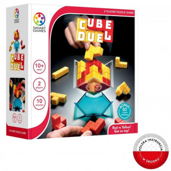 Smart Games Cube Duel (ENG) IUVI Games