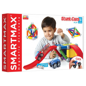 Smart Max Stunt Cars IUVI Games