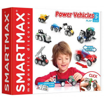 Smart Max Power Vehicles Mix IUVI Games
