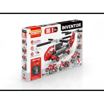 Inventor 90 in 1 models motorized