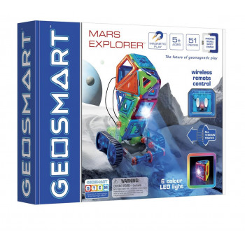 Geo Smart Mars Explorer (51 części) IUVI Games