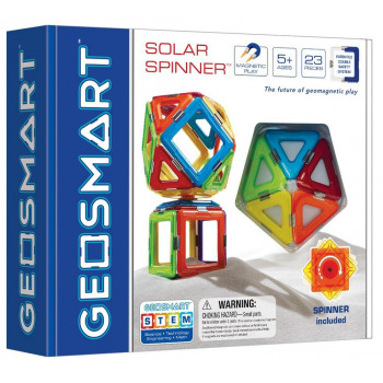Geo Smart Solar Spinner (23 części) IUVI Games
