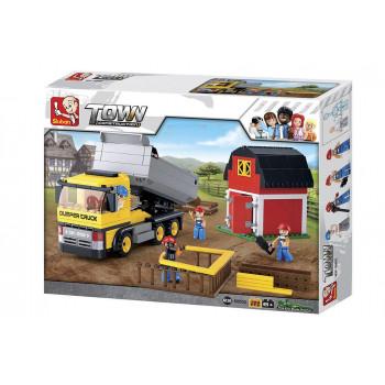 Klocki - Ciężarówka 384 el.