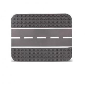 Klocki - Płyta konstrukcyjna szara