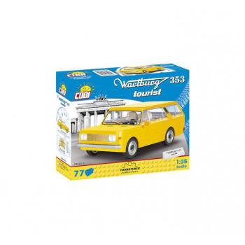 Cars Wartburg 353 Tourist 77 klocków