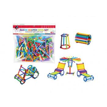Klocki - puzzle 173 elementów zestaw 1