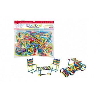 Klocki - puzzle 293 elementy