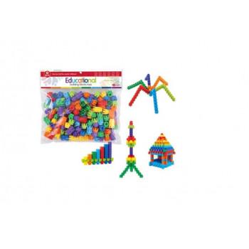 Klocki - puzzle 175 elementów