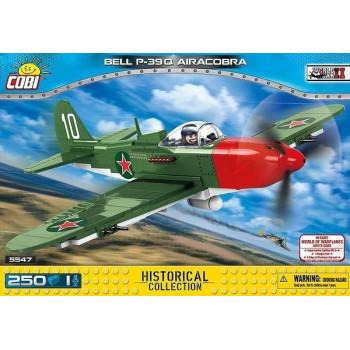 Small Army P-39 Q Airacobra amerykański samolot