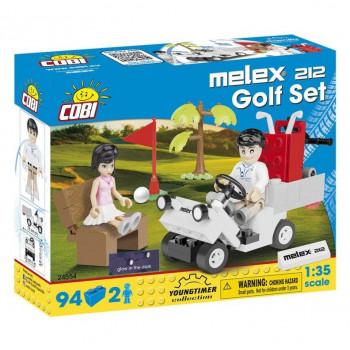 Cars Melex 212 Golf Set
