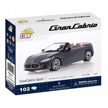 Cars Maserati GranCabrio Sport