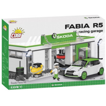 Cars Skoda Fabia R5 - Racing Garage