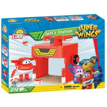 Super Wings Jett's Station