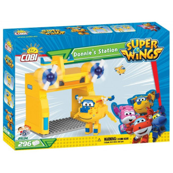 Super Wings Donnie's Station