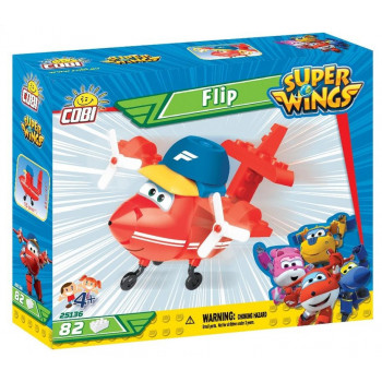 Super Wings Flip