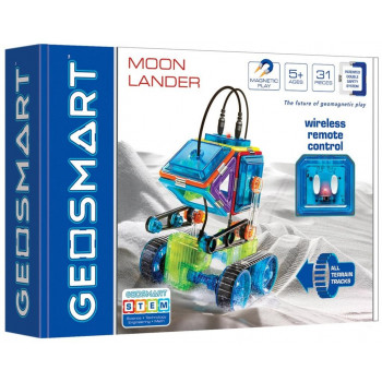 Geo Smart Moon Lander (31 części) IUVI Games