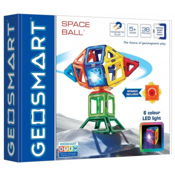 Geo Smart SpaceBall (33 części) IUVI Games