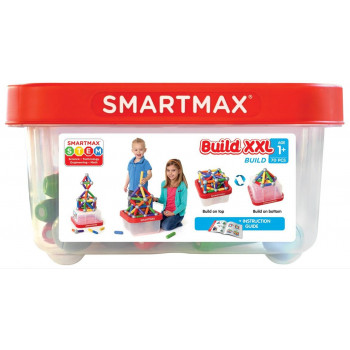 Smart Max Build XXL (70 szt.) IUVI Games