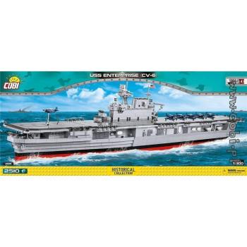 WWII USS Enterprise CV-6