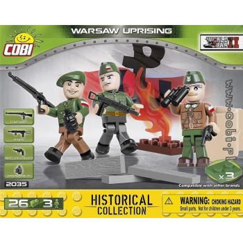 WWII Powstańcy Warszawscy