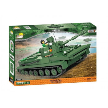 Vietnam War PT-76