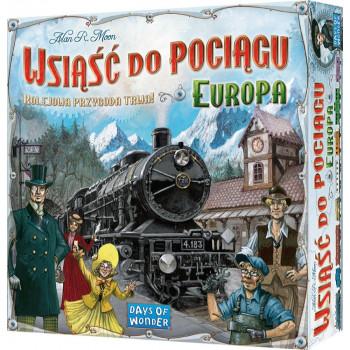 Wsiąść Do Pociągu: Europa...