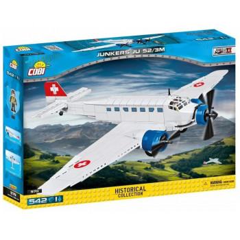 WWII Junkers JU52/3M