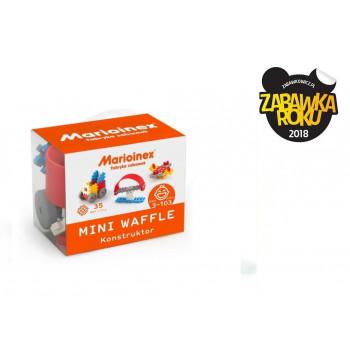 Mini Waffle 35 elementów Konstruktor Chłopiec