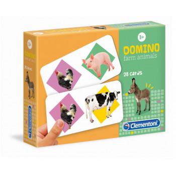 Domino Zwierzęta na farmie