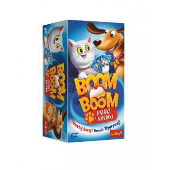 Boom Boom - Psiaki i kociaki TREFL
