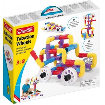 Zestaw konstrukcyjny Tubation Wheels 68el