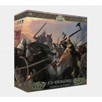 878 Wikingowie: Inwazja na Anglię OGRY GAMES