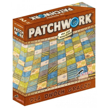 Patchwork LACERTA