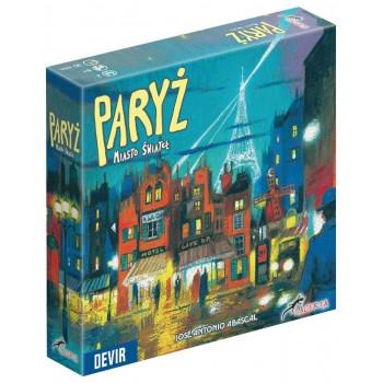Paryż: Miasto świateł LACERTA