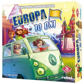 Europa w 10 dni REBEL
